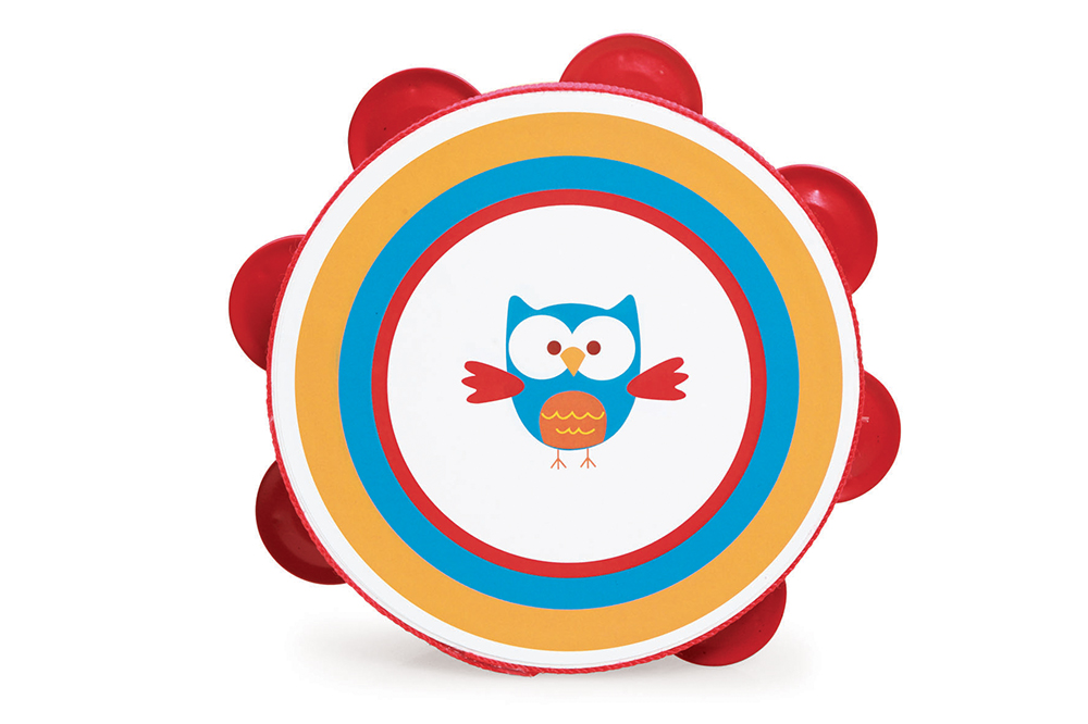 Tambourin Owl Lou