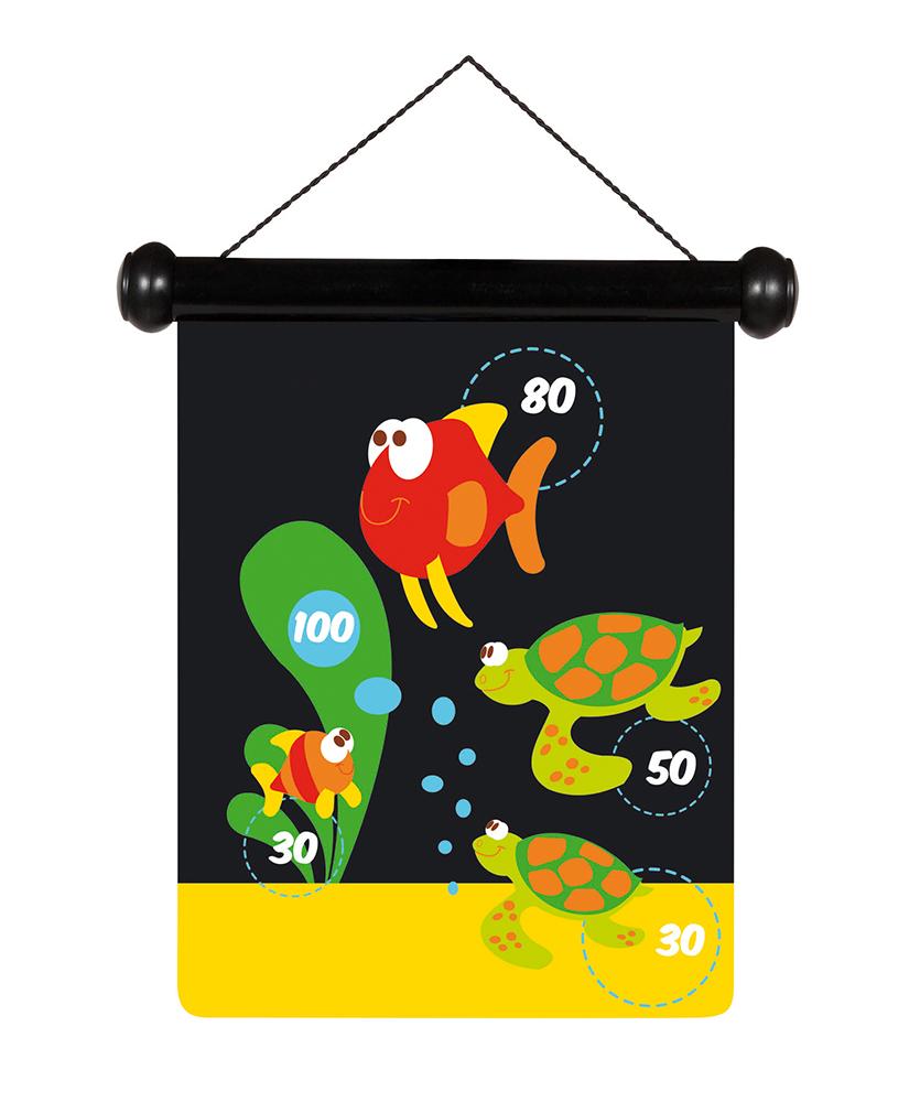 Magnetic Darts small Sea life