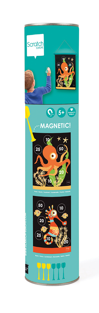 Double-sided Magnetic Darts Ocean