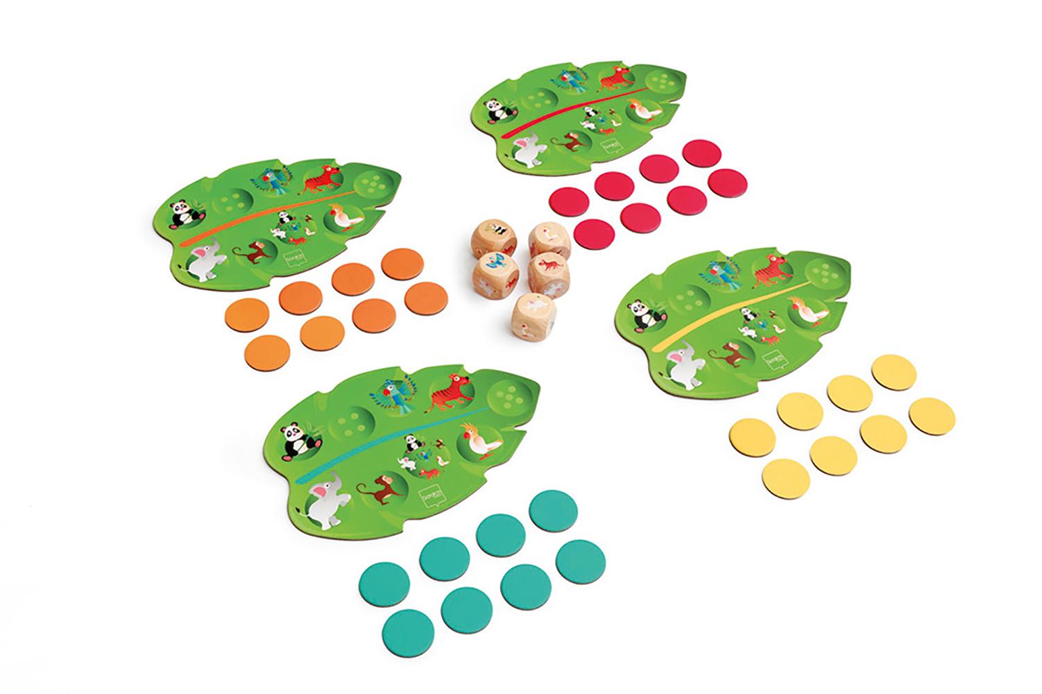 Scratch - Jungle Yam game
