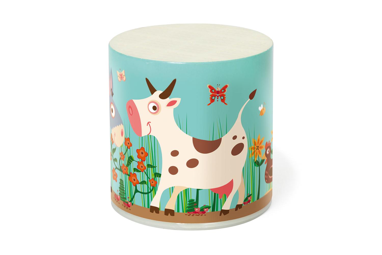 Cow sound Marie Retro