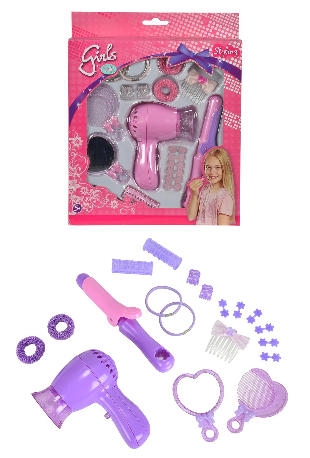 Simba - Styling 19 pieces set 2 styles assorted