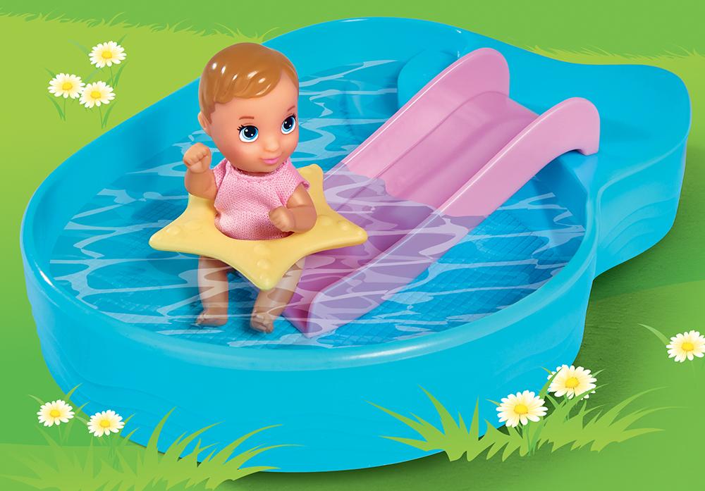 Steffi Love Pool Fun