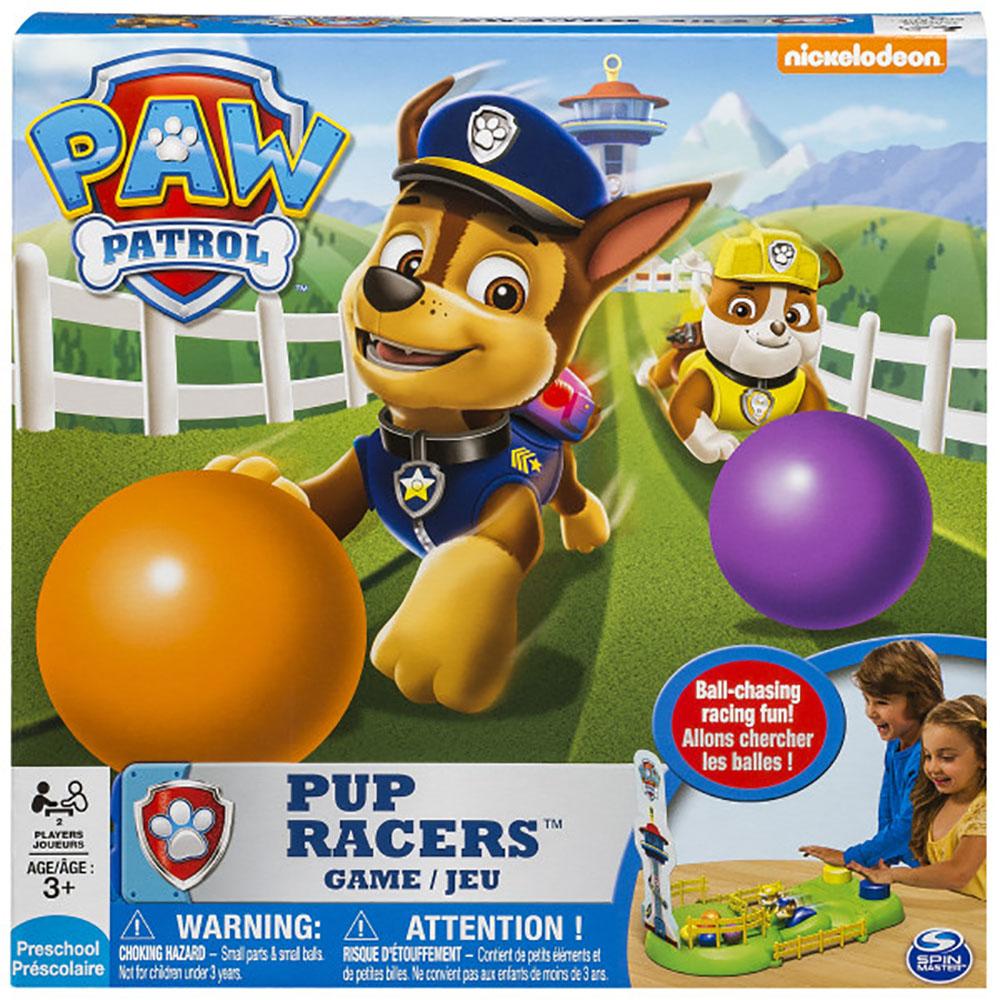 Jeu Pat patrouille Pup racers