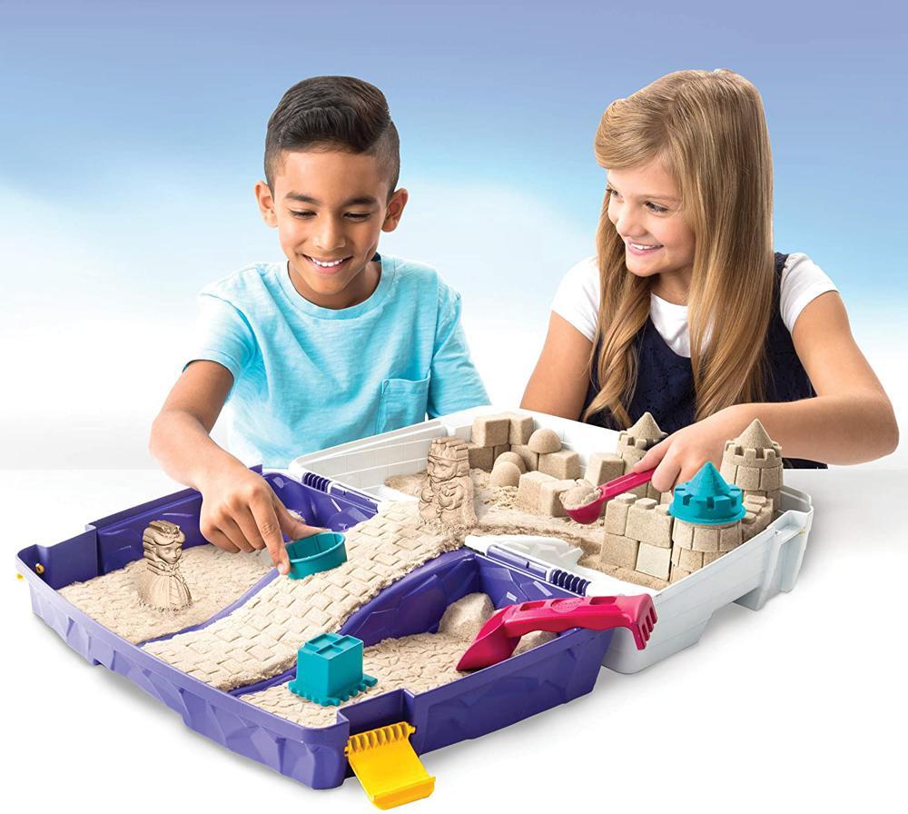 Kinetic Sand - Folding Sand Box