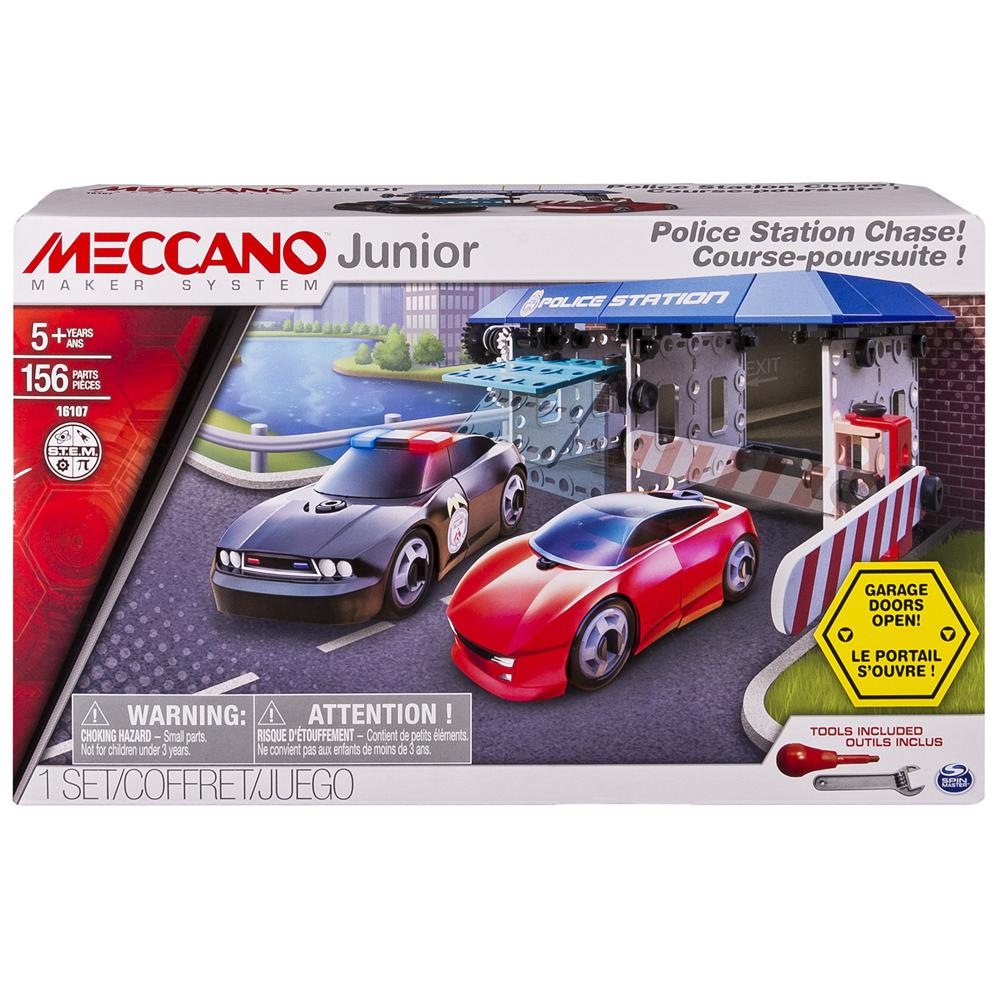 Meccano Junior Poste de  Police