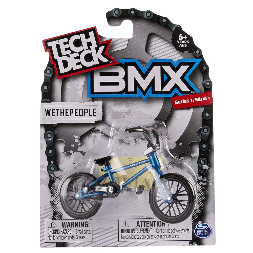 Tech Deck BMX a collectionner assortis
