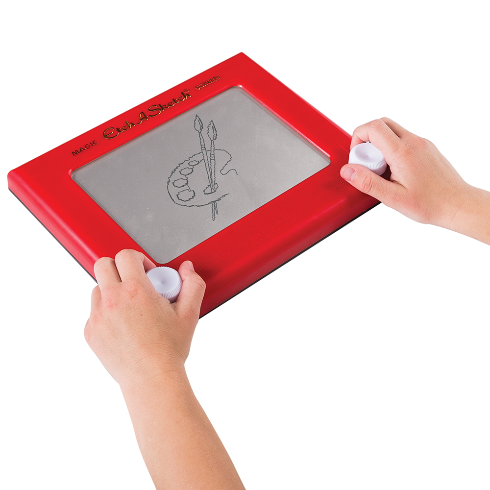 Etch A Sketch - Classic 60 years version