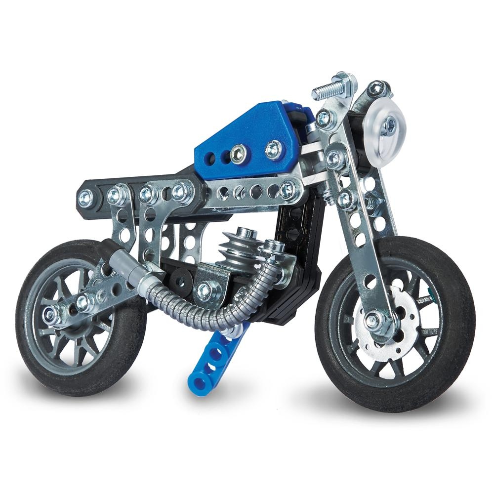 Meccano ensemble 5 modèles Moto
