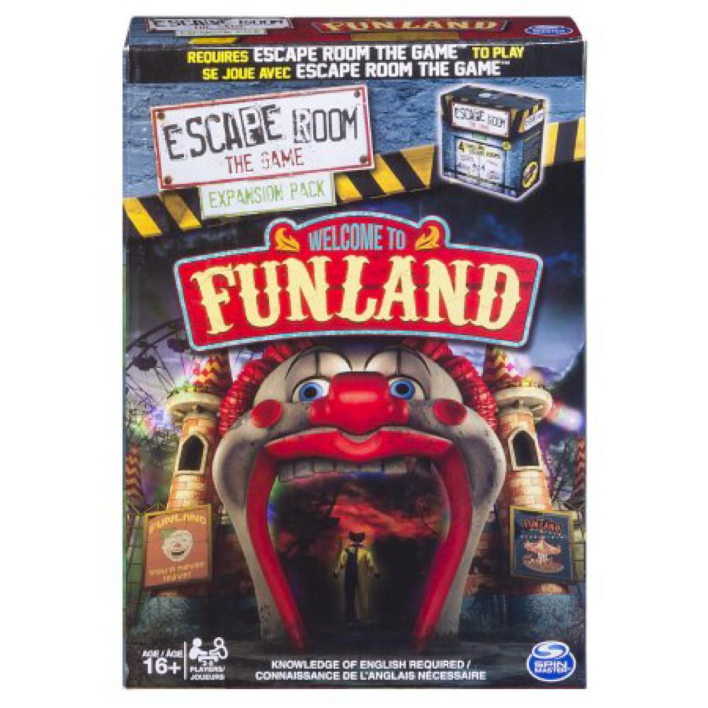 Game Escape Room Refill Pk Funlan