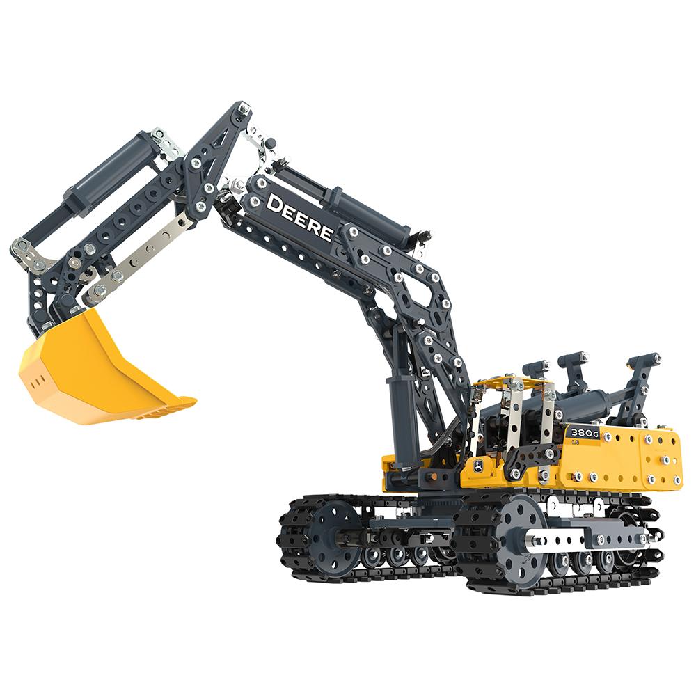 Meccano - John Deere Excavator