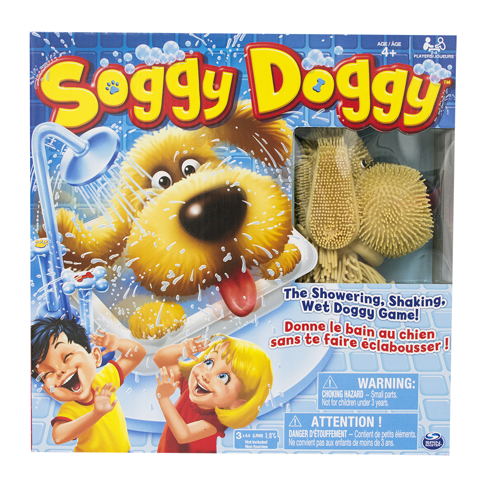 Game Soggy Doggy