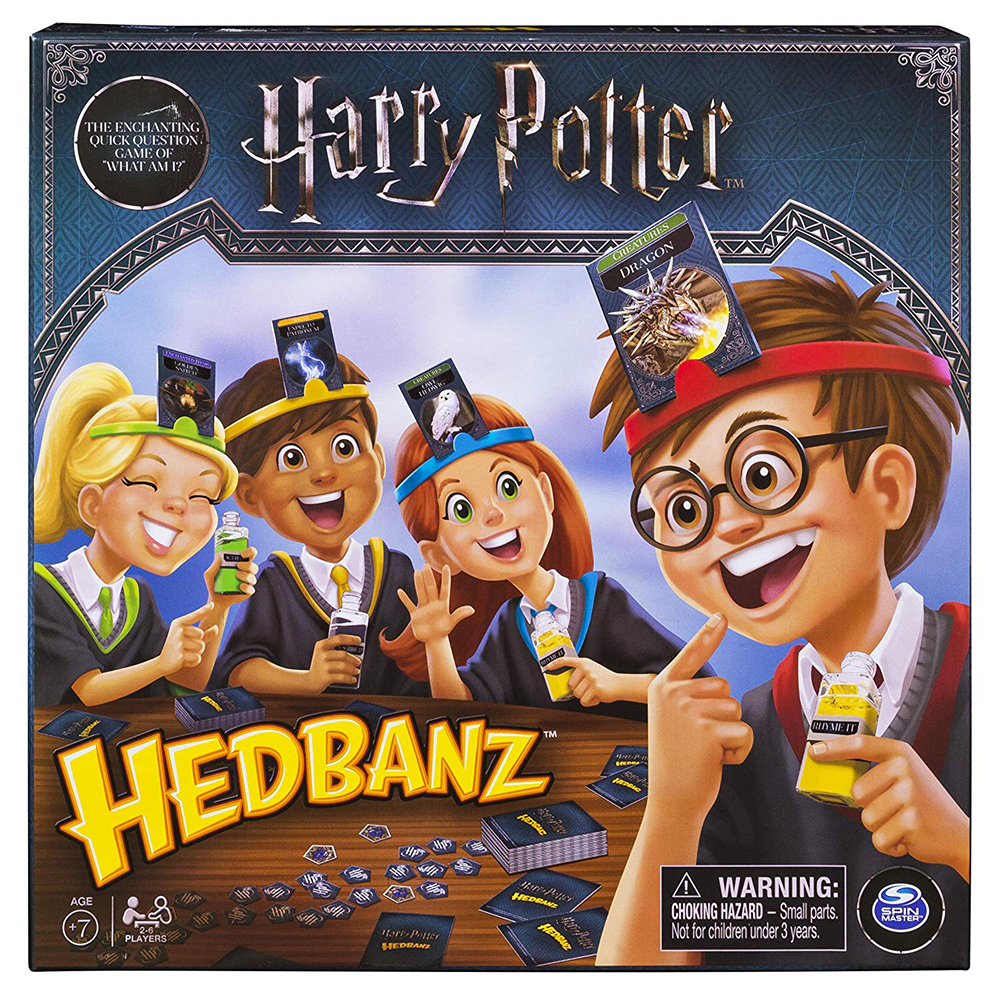 Game Hedbanz Harry Potter-English Version