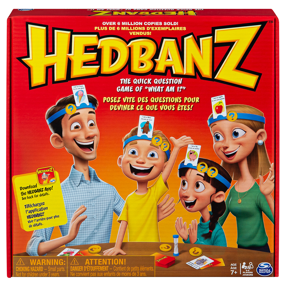 Game Hedbanz Family