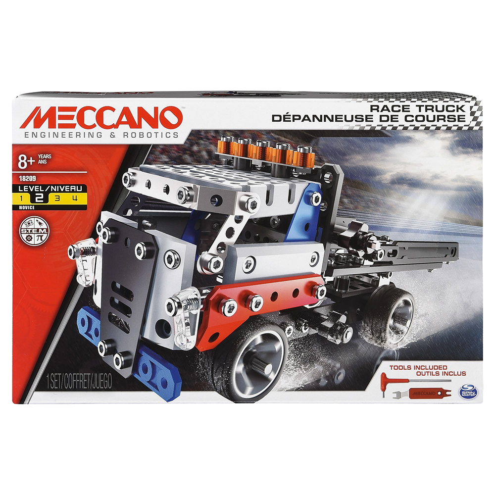 Meccano - Dump Truck or Tow Truck