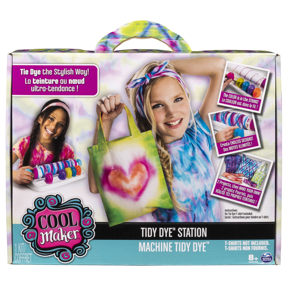 Cool Maker Machine Tidy Dye