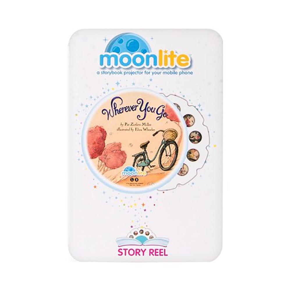 Moonlite-Story Reel Wherever you go - Version anglaise
