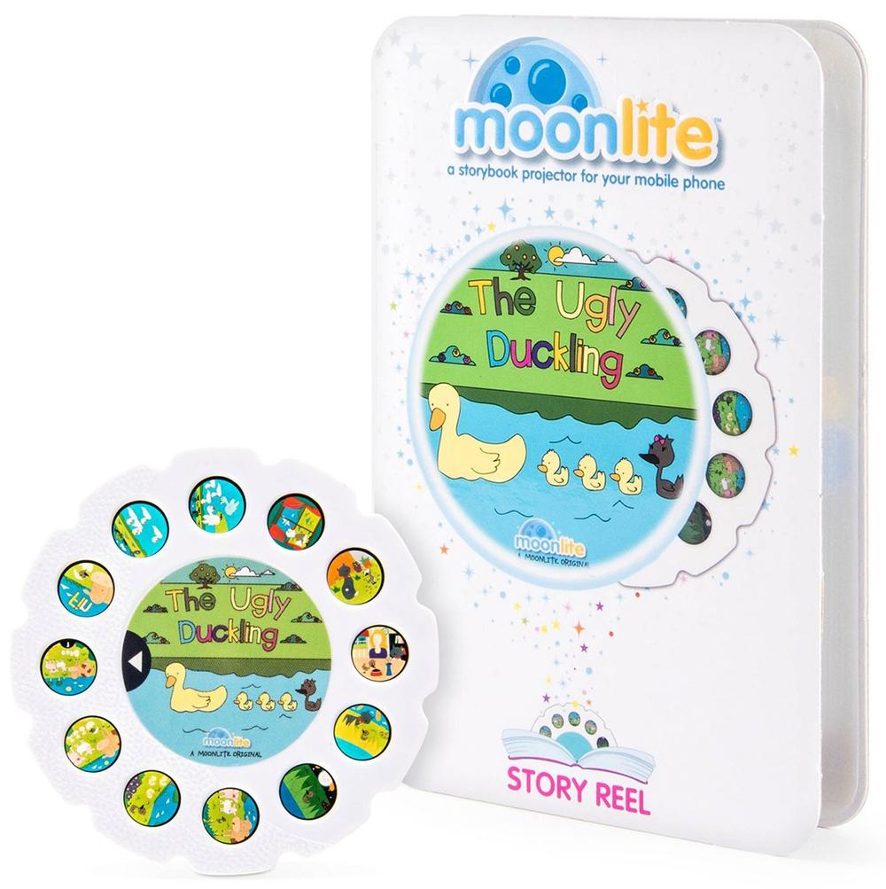 Moonlite-Story Reel The Ugly Duckling