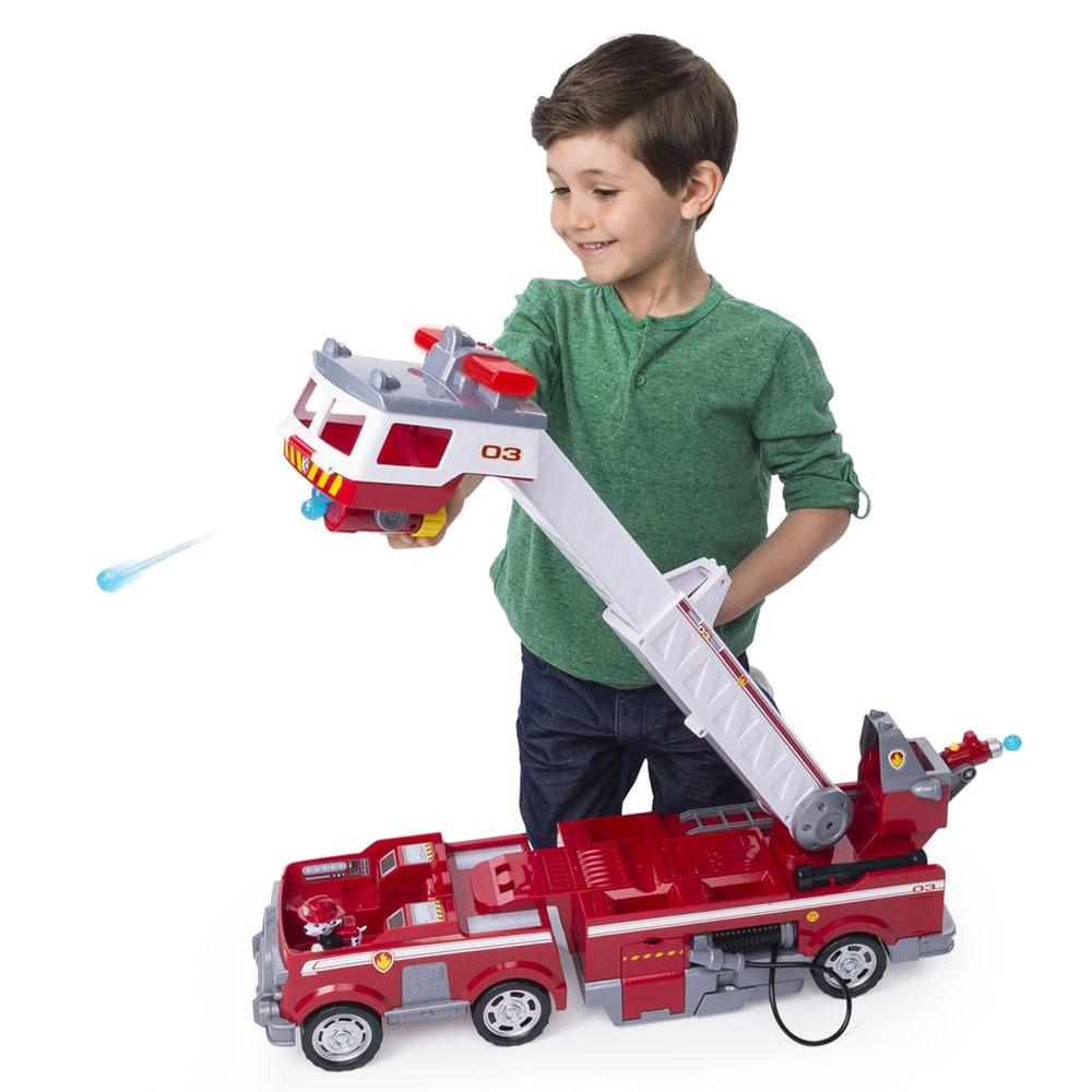 Pat Patrouille-Camion de pompier ultime