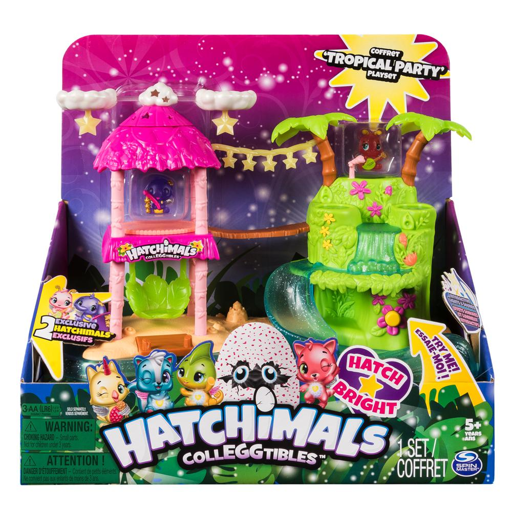 Hatchimals Tropical Party Ps Season 4