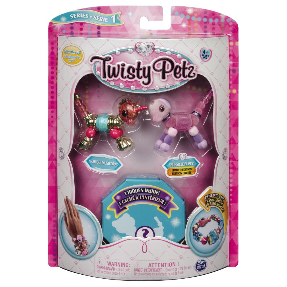 Twisty Petz - 3 Pack Assorted