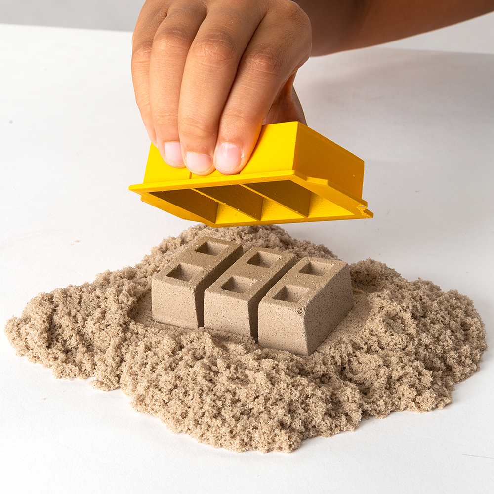 Kinetic Sand -  2-in-1 Truck set