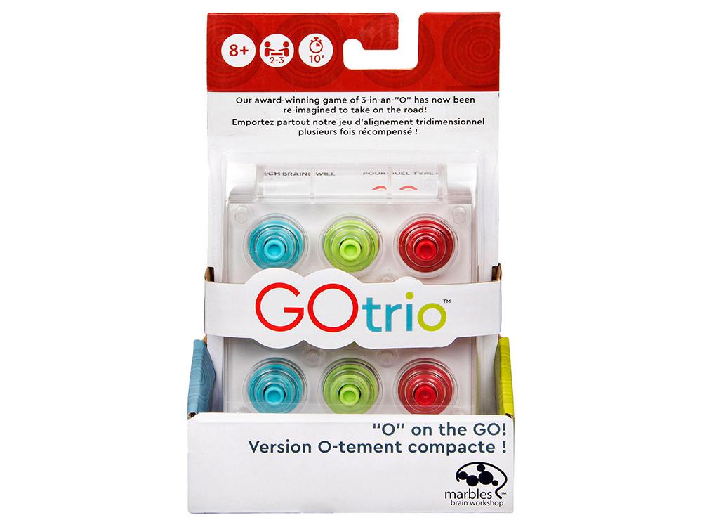 Game Marbles - GoTrio Travel Bilingual