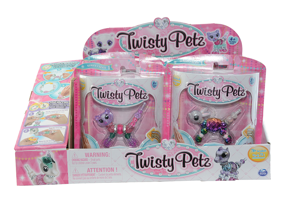 TwistyPetz Ensemble unique