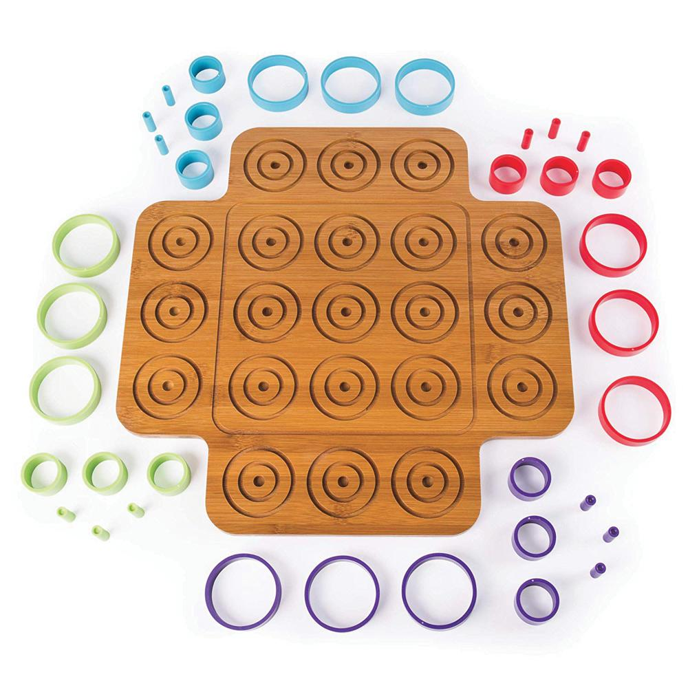 Game Marbles Otrio 2.0 Bilingual version