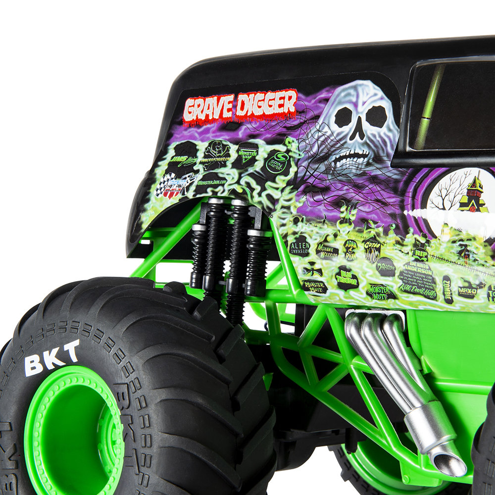 Monster Jam Remote control 1:15 Scale Grave Digger