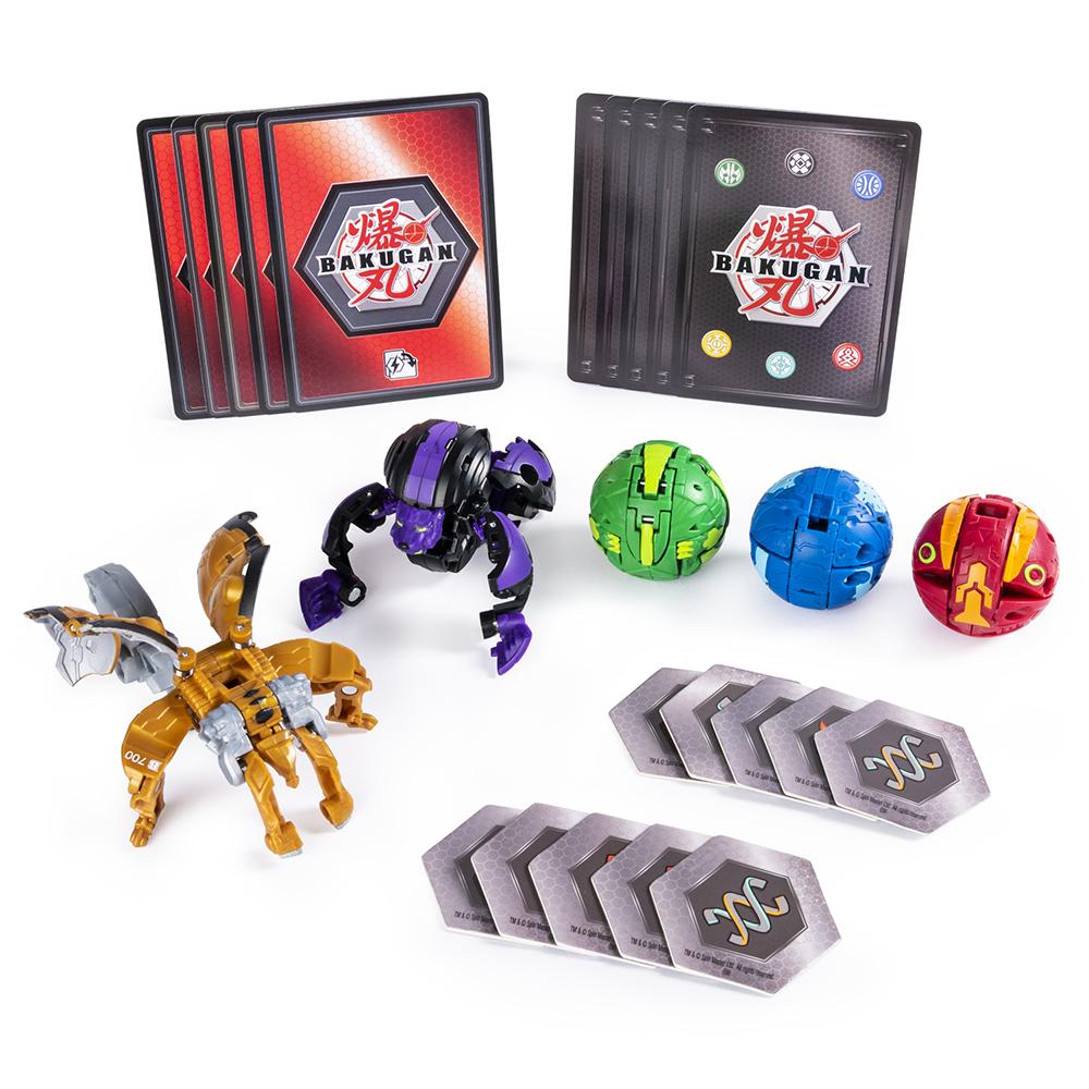 Bakugan Battle Pack assorted