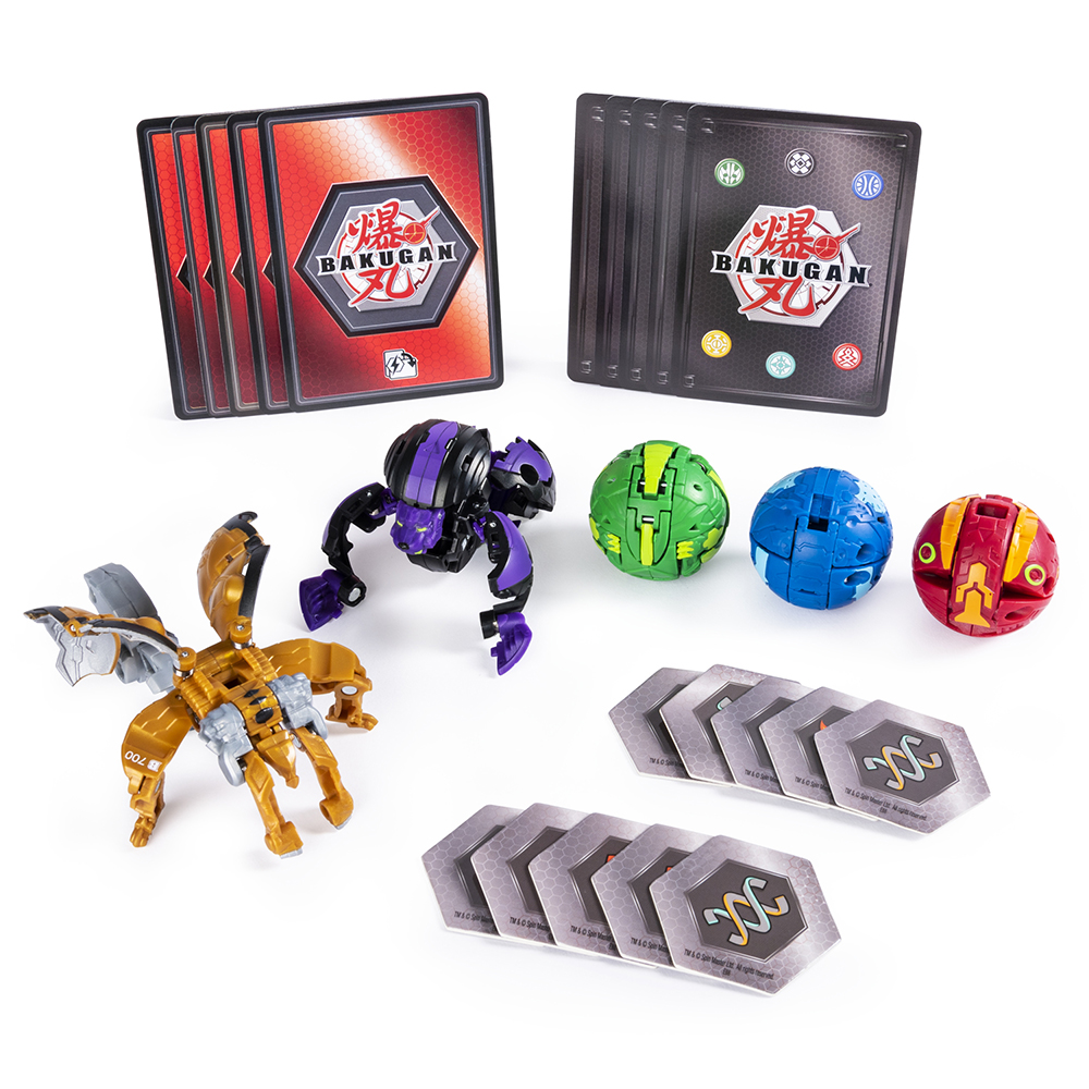 Bakugan Battle Pack assorted