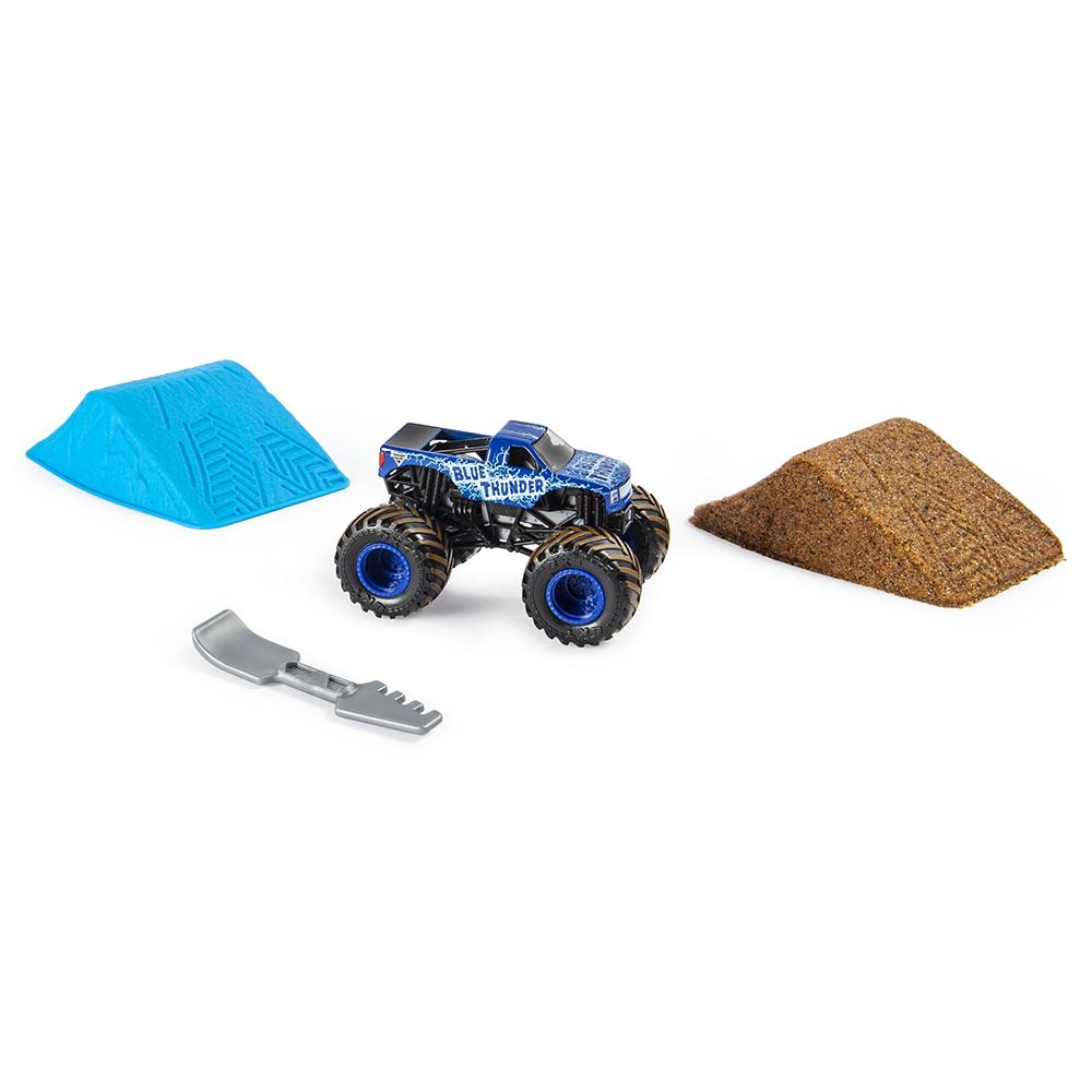 Monster Jam - Kinetic Monster Dirt assorted