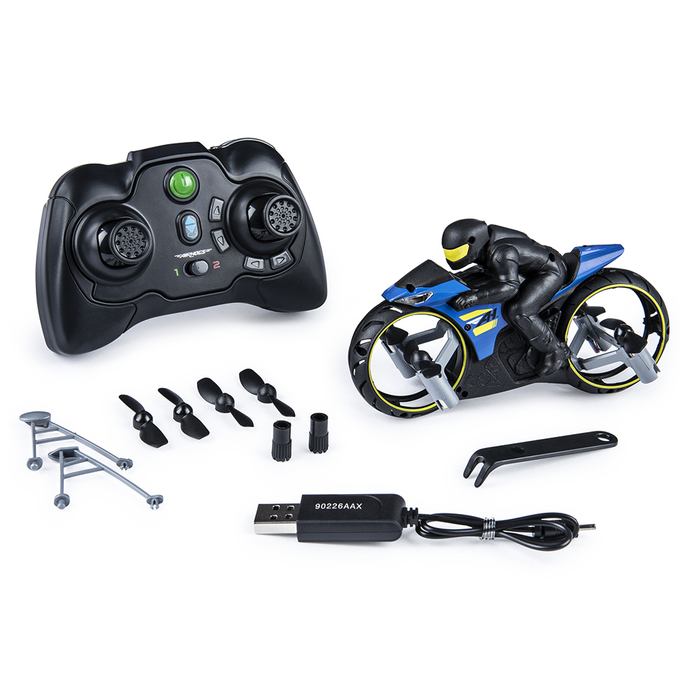 Air Hogs- G Force Bike