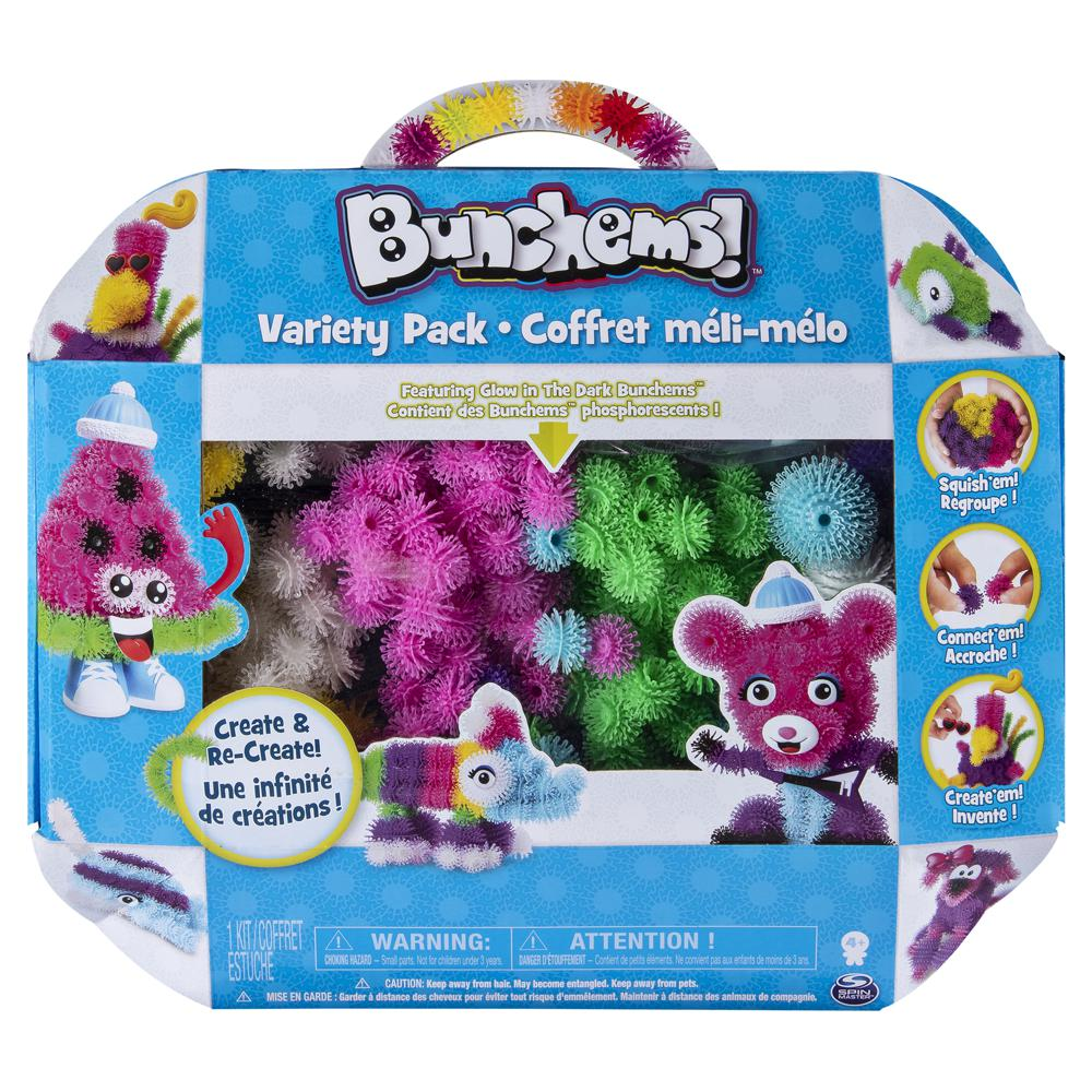 Bunchems - Variety Pack assorted