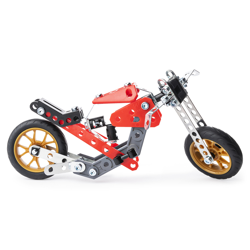Meccano- 5-in-1 Street Fighter Bike