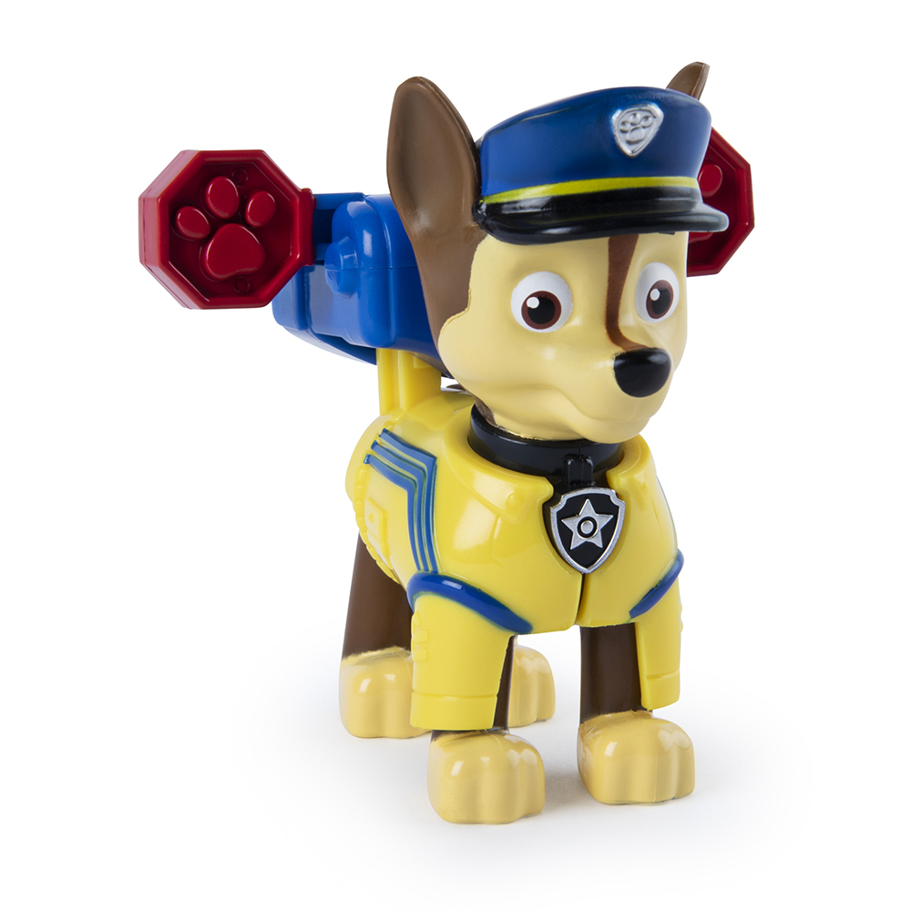 Paw Patrol - Dress-up figure Chase