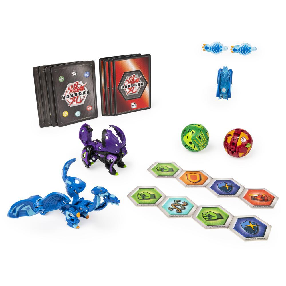 Bakugan- Battle Gear Pack S2 assorted