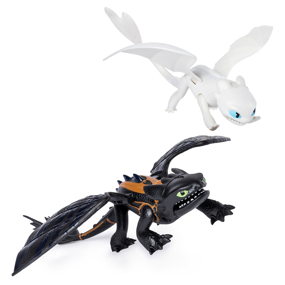 Dragons - Battle set toothless