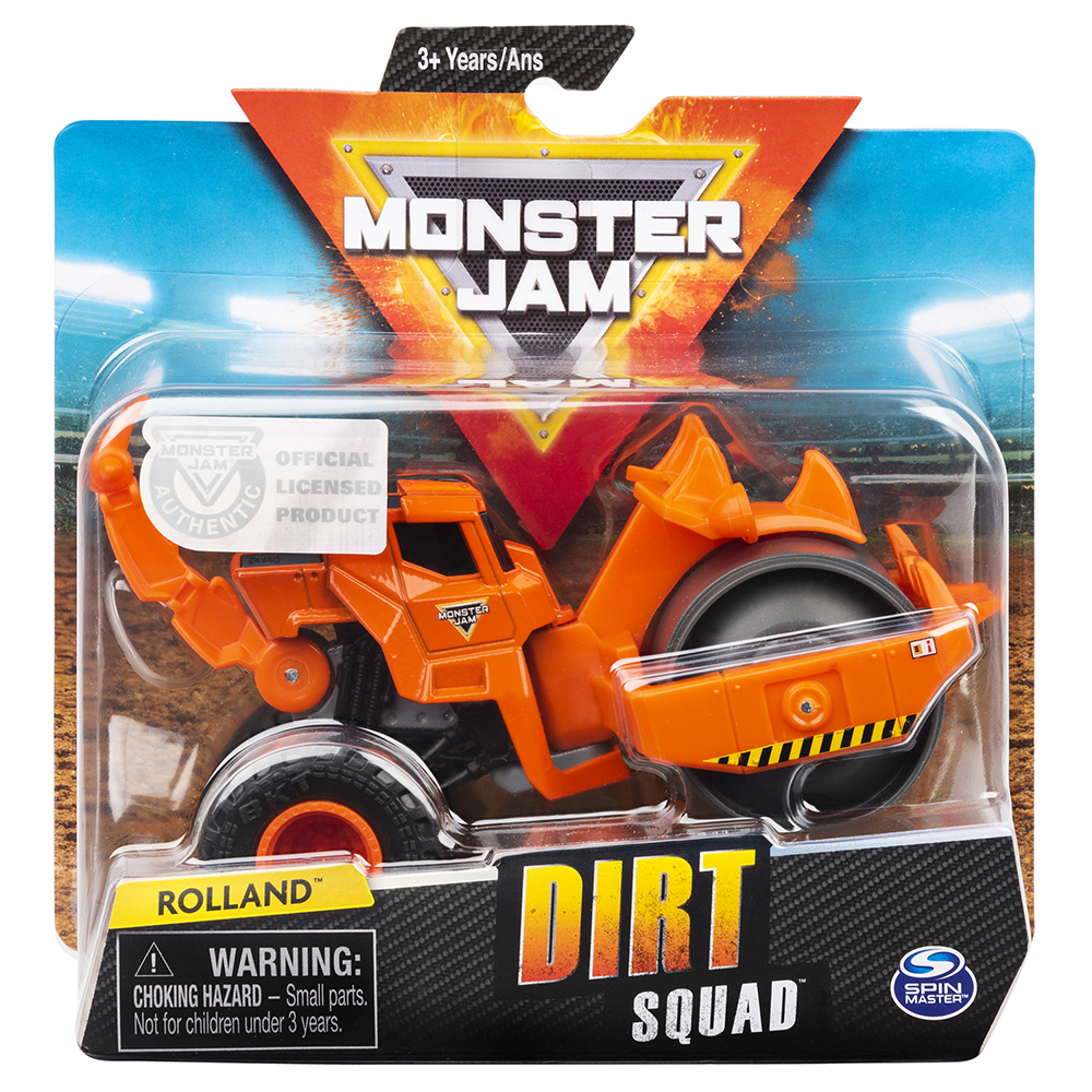 Monster Jam 1:64 Dirt dozers assorted