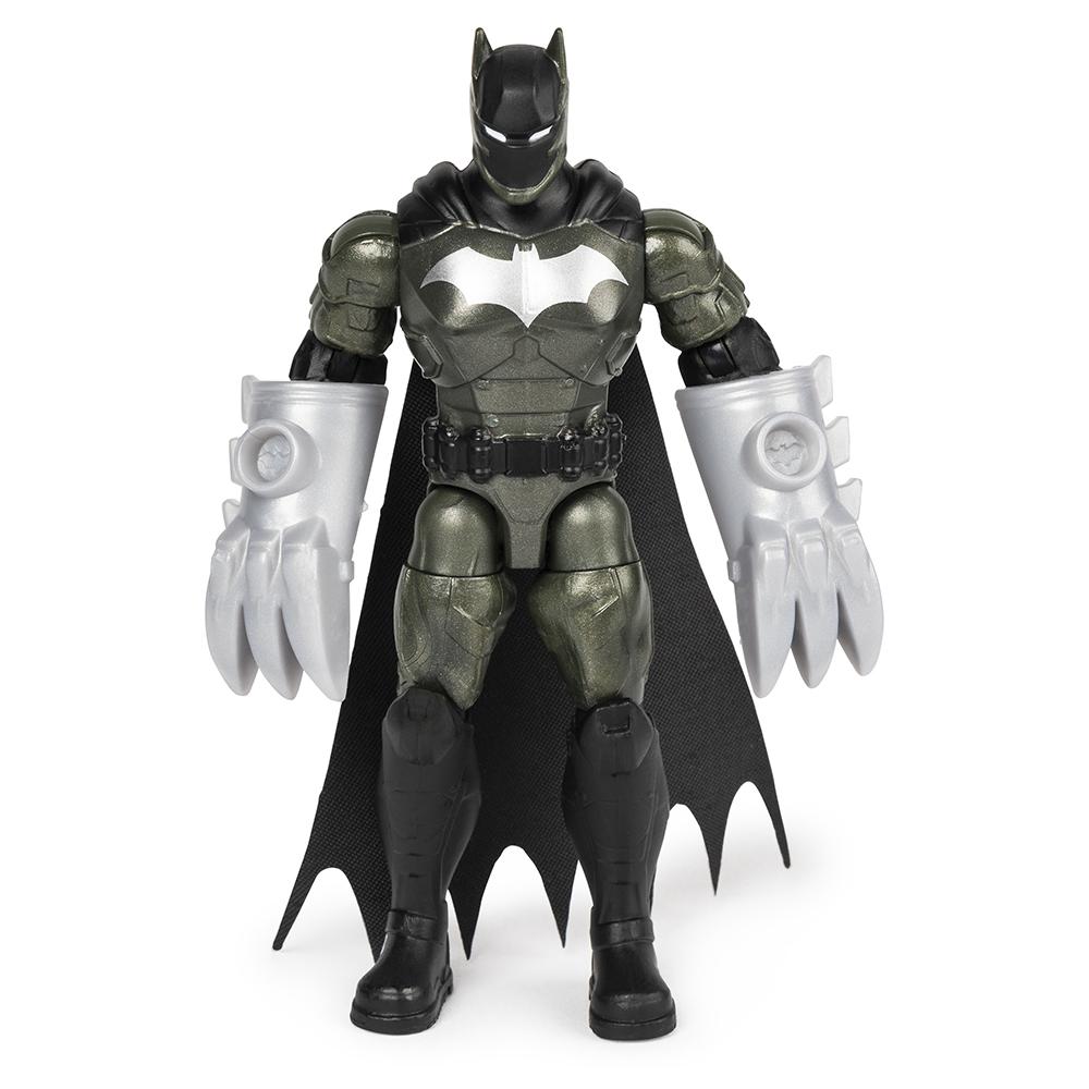Batman - Batcycle& 4 figures