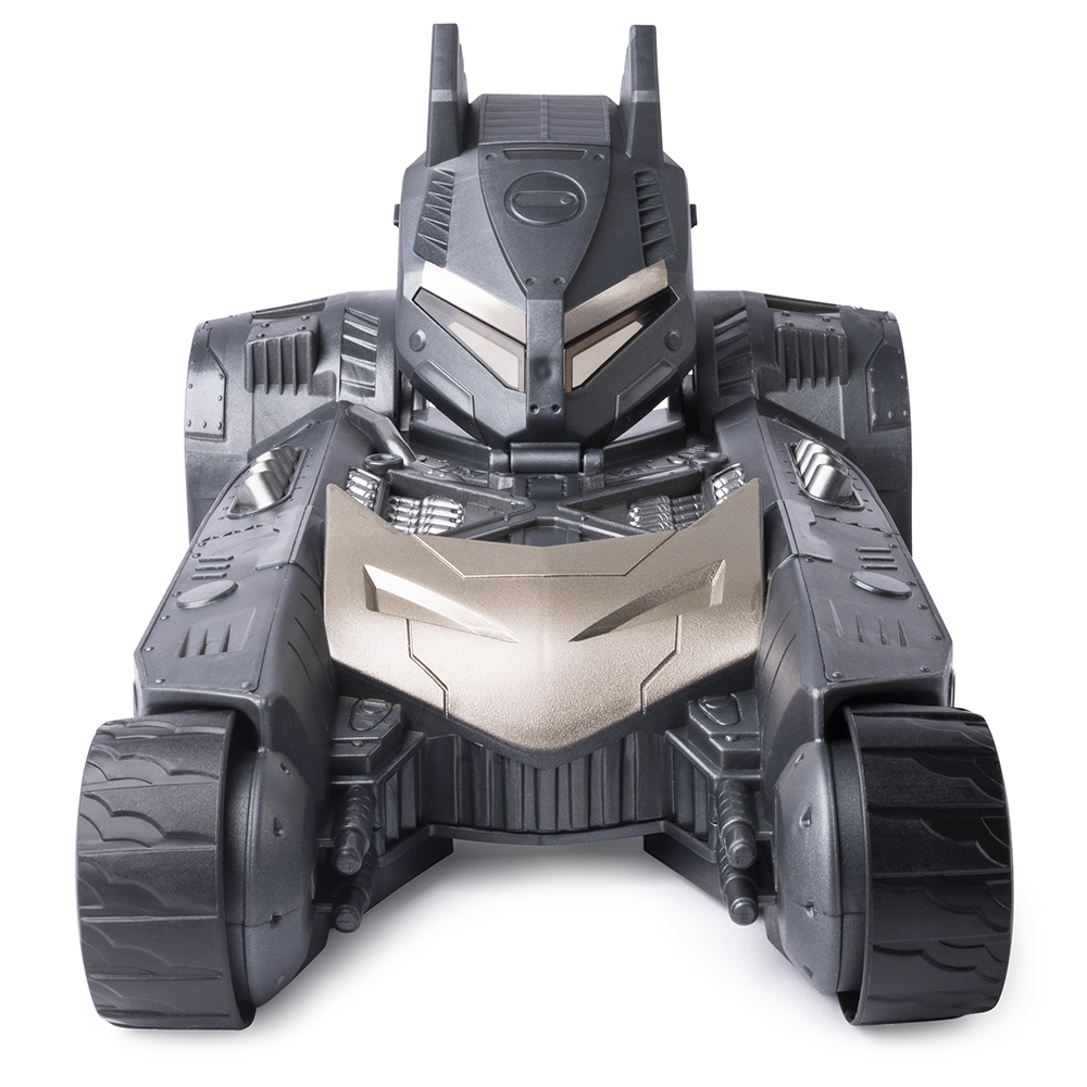 Batman - Batmobile & 4 figure