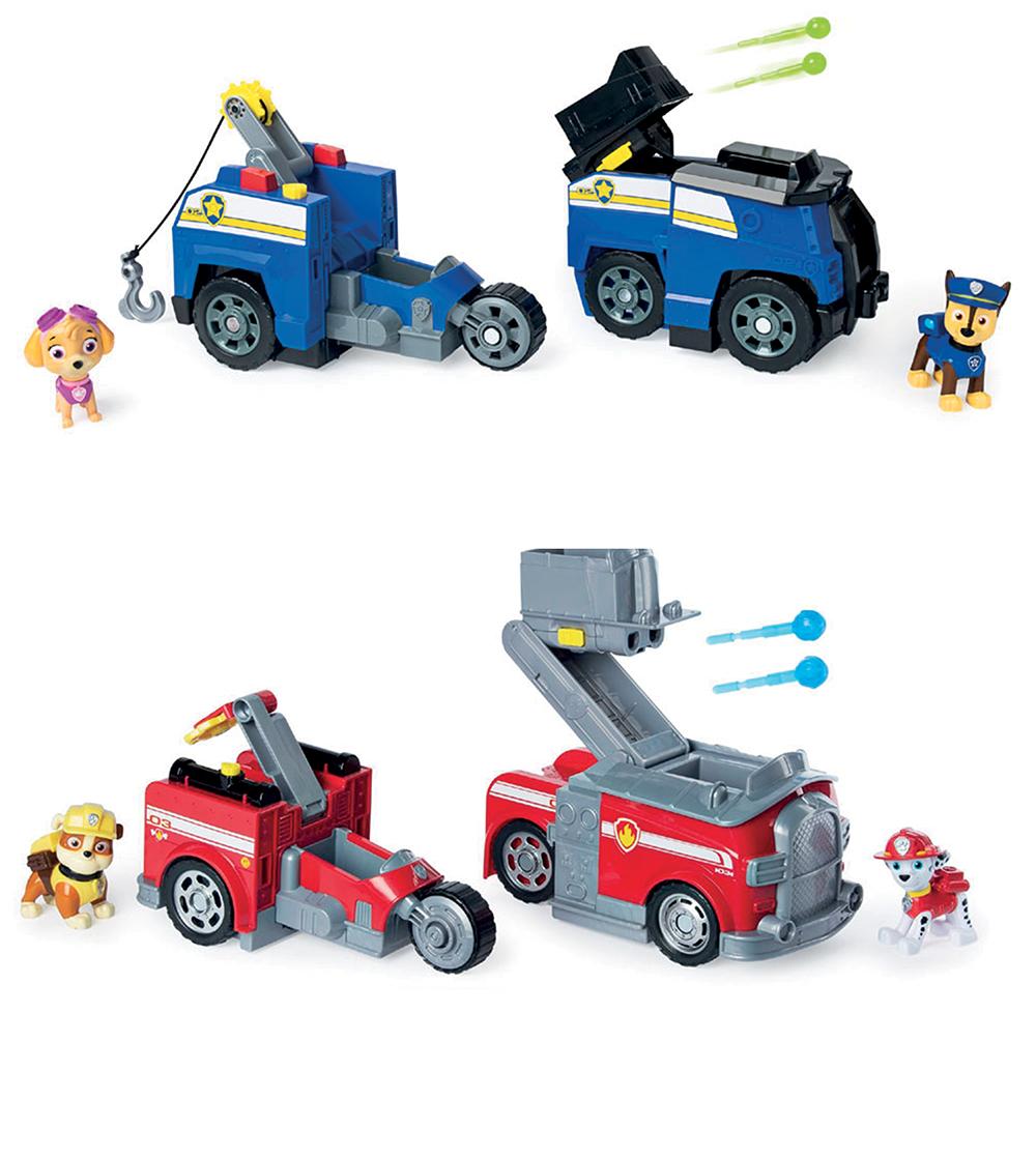 Paw Patrol - Split second vehicle assorted