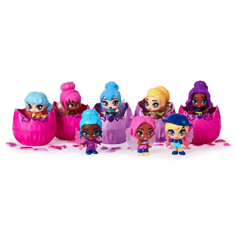 Hatchimals Mini Pixies Fashion Show 8-Pack Playset
