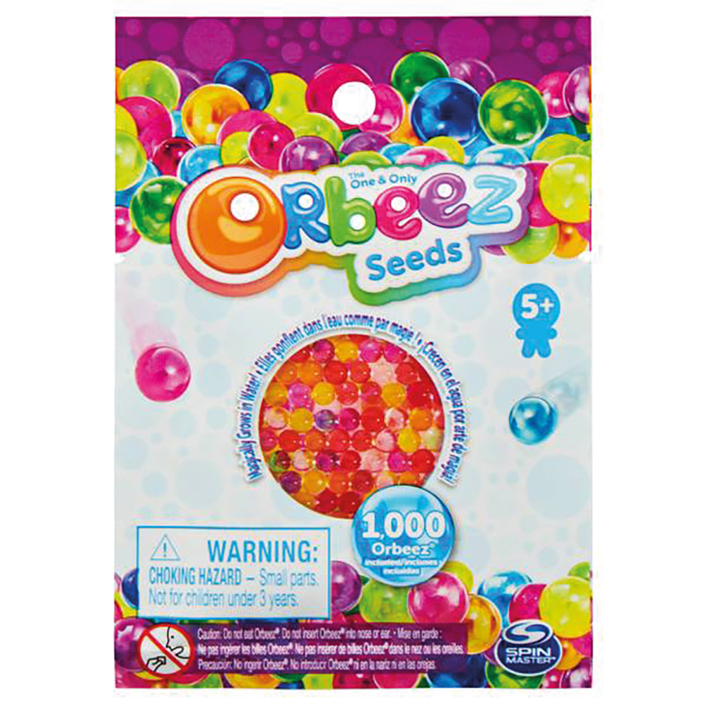 Orbeez - Colors seed pack assorted