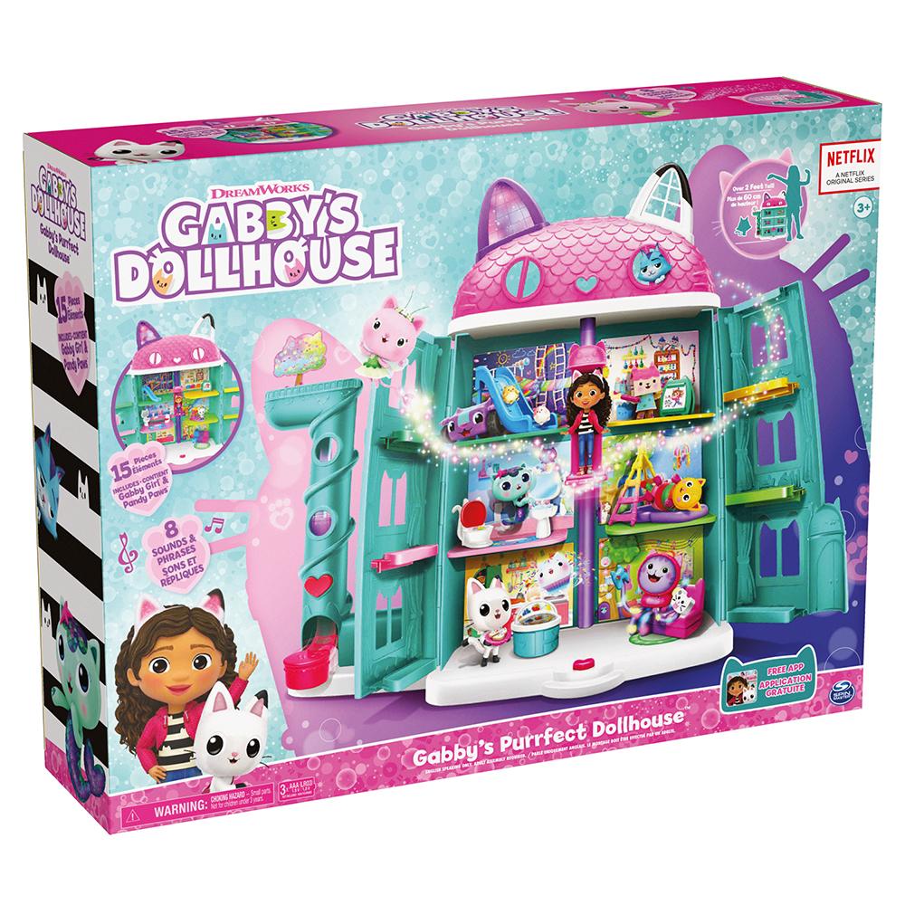 Gabby's Dollhouse - Playset