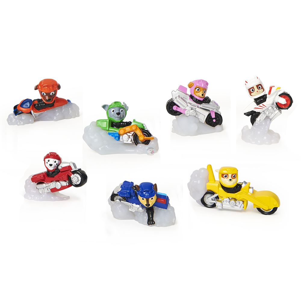 Paw Patrol - Moto Pups mini figures assorted