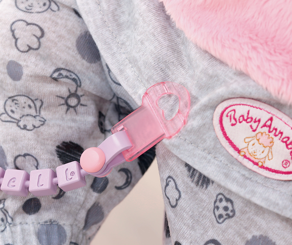 Baby Annabell - Pacifier with Holder assorted