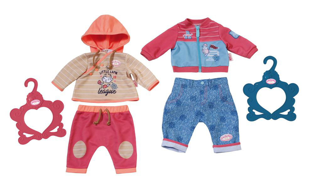 Baby Annabell - Play Outfit 2 styles assorted