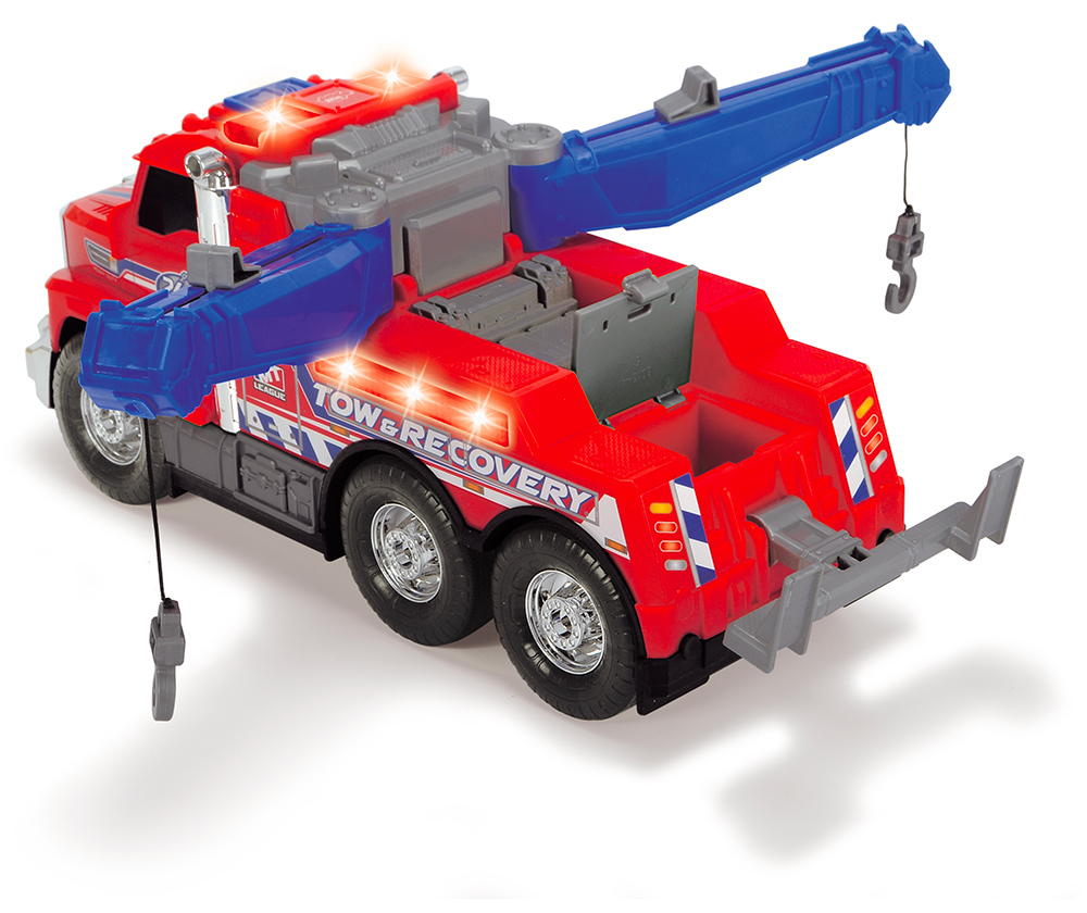 Action Series - Tow Truck Light and sound 31.5 cm
